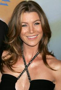 Ellen Pompeo at the 2006 Writers Guild Awards.