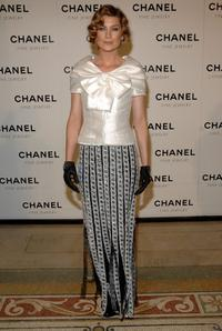Ellen Pompeo at the Chanel Fine Jewelry's