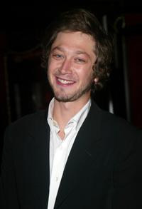 Ebon Moss-Bachrach at the world premiere of