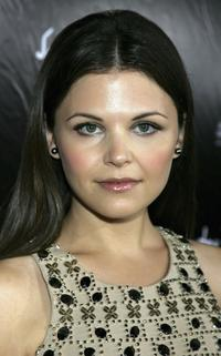 Ginnifer Goodwin at the Rodeo Drive walk of style awards ceremony.