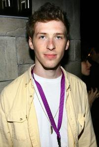 Daryl Wein at the 2007 Tribeca Film Festival.