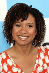 Tracie Thoms at the 22nd Annual Film Independent Spirit Awards.