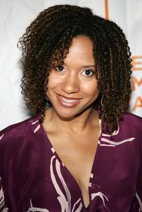 Tracie Thoms at the premiere of
