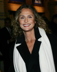 Lauren Hutton at the opening night of