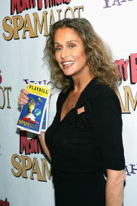 Lauren Hutton at the opening night after party for