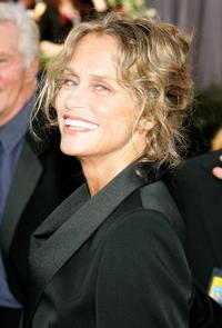 Lauren Hutton at the 78th Annual Academy Awards.
