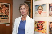 Lauren Hutton at the AMPAS Centennial Celebration for Barbara Stanwyck.