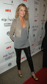 Lauren Hutton at the premiere Of