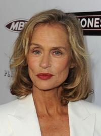 Lauren Hutton at the California premiere of
