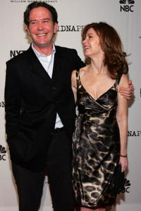 Timothy Hutton and Dana Delany at the New York Television Festival opening night gala, including the premiere of