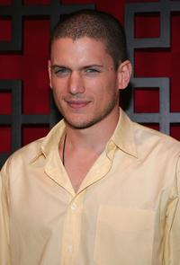 Wentworth Miller at the FOX Broadcasting Company Upfront.