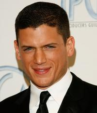 Wentworth Miller at the 18th Annual Producer Guild Awards.