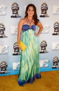 Martha MacIsaac at the 17th Annual MTV Movie Awards.