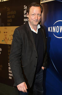 Matthias Brandt at the Berlin premiere of