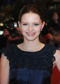 Jennifer Ulrich at the premiere of