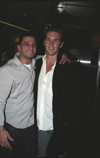 Ryan Kwanten and Salvatore Coco at the Sydney premiere of