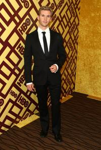 Ryan Kwanten at the 66th Annual Golden Globe Awards.
