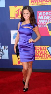 Tammin Sursok at the 2008 MTV Video Music Awards.