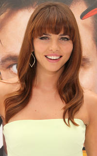 Ophelia Lovibond at the California premiere of
