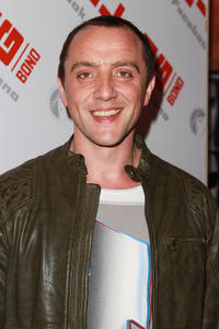 Peter Serafinowicz at the UK premiere of