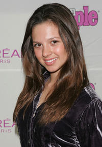 MacKenzie Rosman at the Teen Peoples 6th Annual Honors Luncheon in New York.