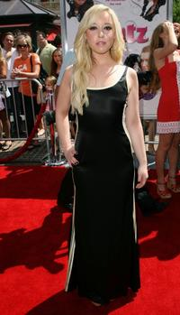 Skyler Shaye at the premiere of
