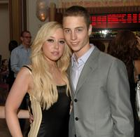 Skyler Shaye and Chet Hanks at the premiere of