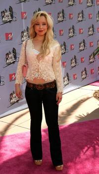 Skyler Shaye at the 2007 MTV Movie Awards.