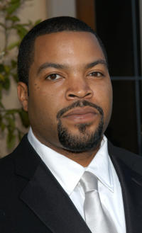 Ice Cube at Chrysalis' Fourth Annual Butterfly Ball in Bel Air, California.
