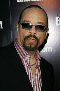 Ice-T at the Upfront Party hosted by Entertainment Weekly and Vavoom.