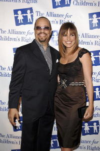 Ice T and Mariska Hargitay at the 13th Annual Childrens Rights Awards Gala.