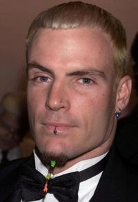 Vanilla Ice at the New York Friars Club Roast of Rob Reiner.