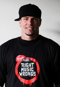 Vanilla Ice at the Sydney Dance Company.