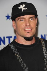 Vanilla Ice at the National Television Awards.