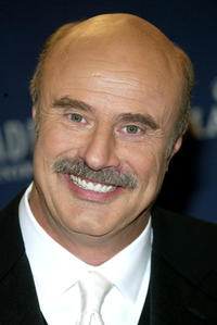 Phil McGraw at the 40th Annual Academy Country Music Awards.