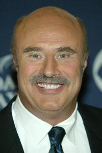 Phil McGraw at the 39th Annual Country Music Awards.