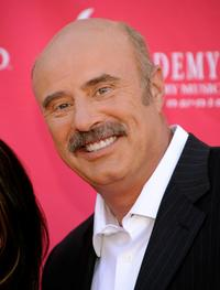 Phil McGraw at the 43rd Annual Academy Of Country Music Awards.