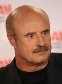 Phil McGraw at the JCPenney Jam Press Conference.