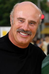 Phil McGraw at the Los Angeles premiere of