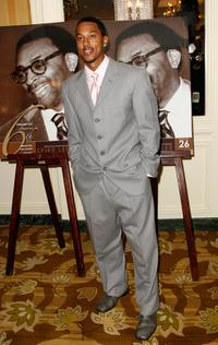 Wesley Jonathan at the Chrysler LLC Sixth Annual Behind the Lens Award.