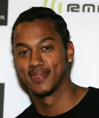 Wesley Jonathan at the 2005 Radio Music Awards official after party.