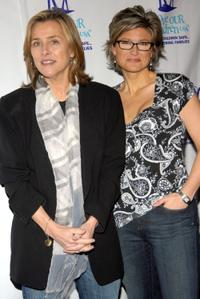 Meredith Vieira and Ashleigh Banfield at the Fifth Annual National Love Our Children Day.