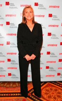 Meredith Vieira at the 2009 Matrix Awards.