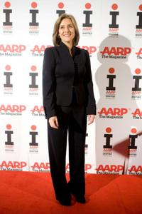 Meredith Vieira at the 2009 Inspire Awards.