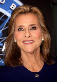 Meredith Vieira at the Disney and ABC Television Group Summer press junket.