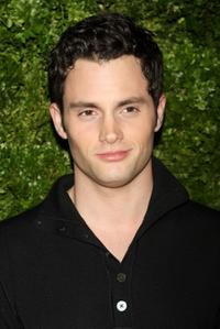 Penn Badgley at the 5th Anniversary of the CFDA/Vogue Fashion Fund.