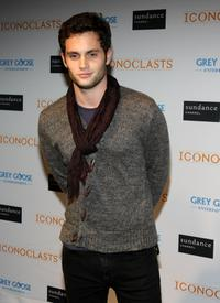 Penn Badgley at the Grey Goose & The Sundance Channel Celebrate