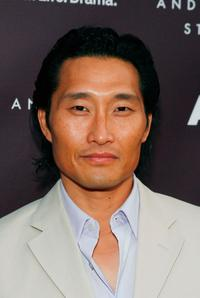 Daniel Dae Kim at the premiere of