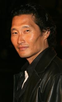 Daniel Dae Kim at the California premiere of