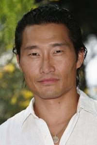 Daniel Dae Kim at the 46th annual Monte Carlo Television Festival.
